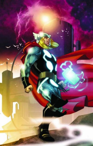 Thor #615 (Fraction Signed Edition)