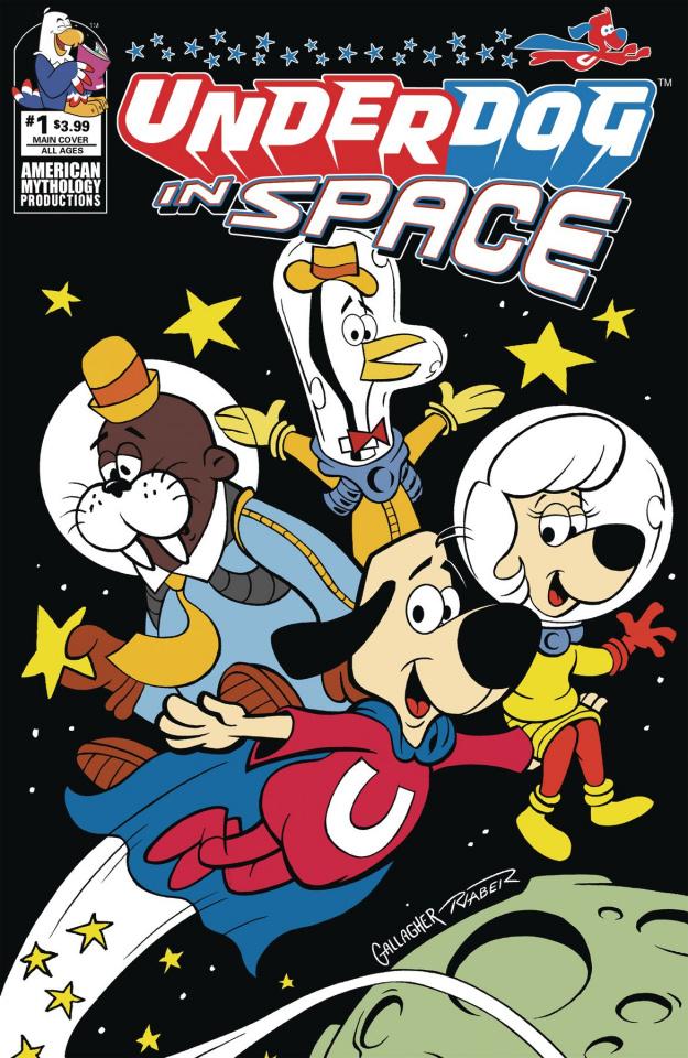 Underdog in Space #1