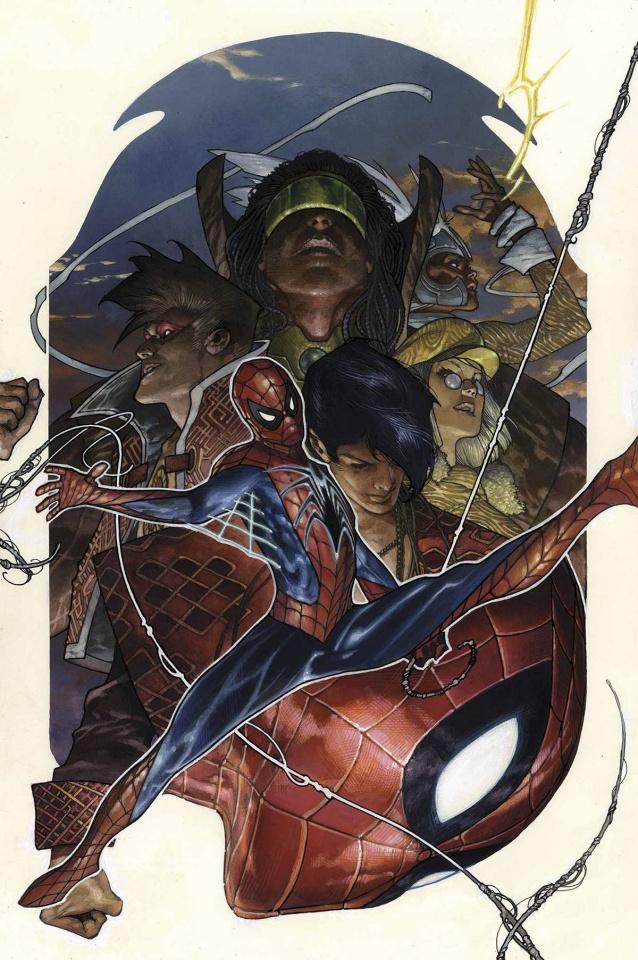 The Amazing Spider-Man #1.1