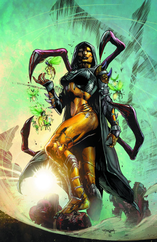 Mortal Kombat X #5