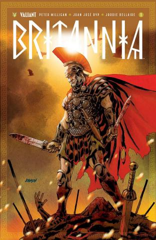 Britannia #1 (50 Copy Johnson Cover)