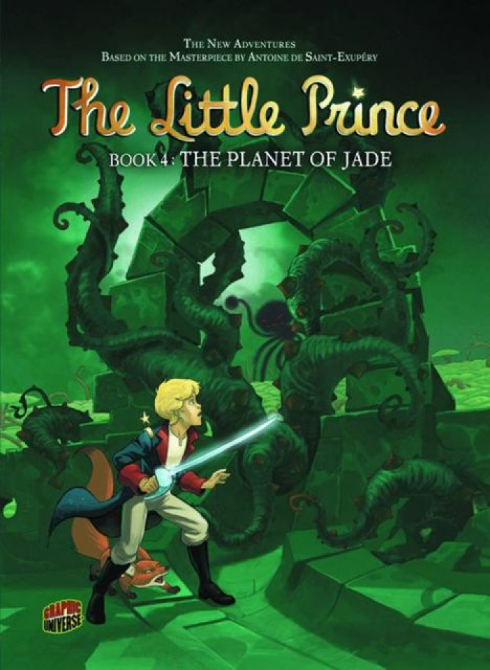 The Little Prince Vol. 4: The Planet of Jade