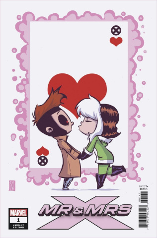 Mr. & Mrs. X #1 (Young Cover)