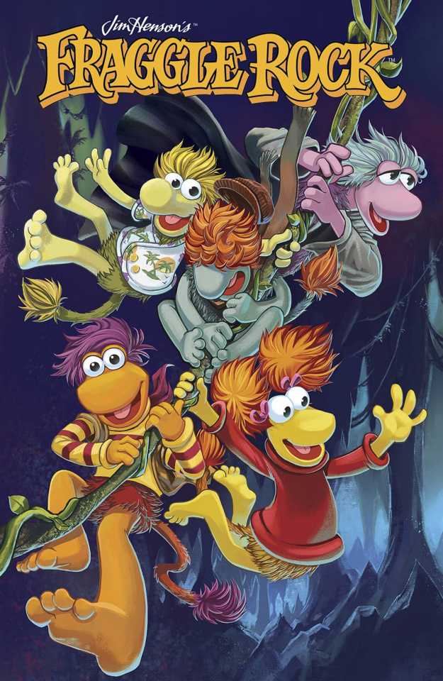 Fraggle Rock: The Journey to the Everspring #1