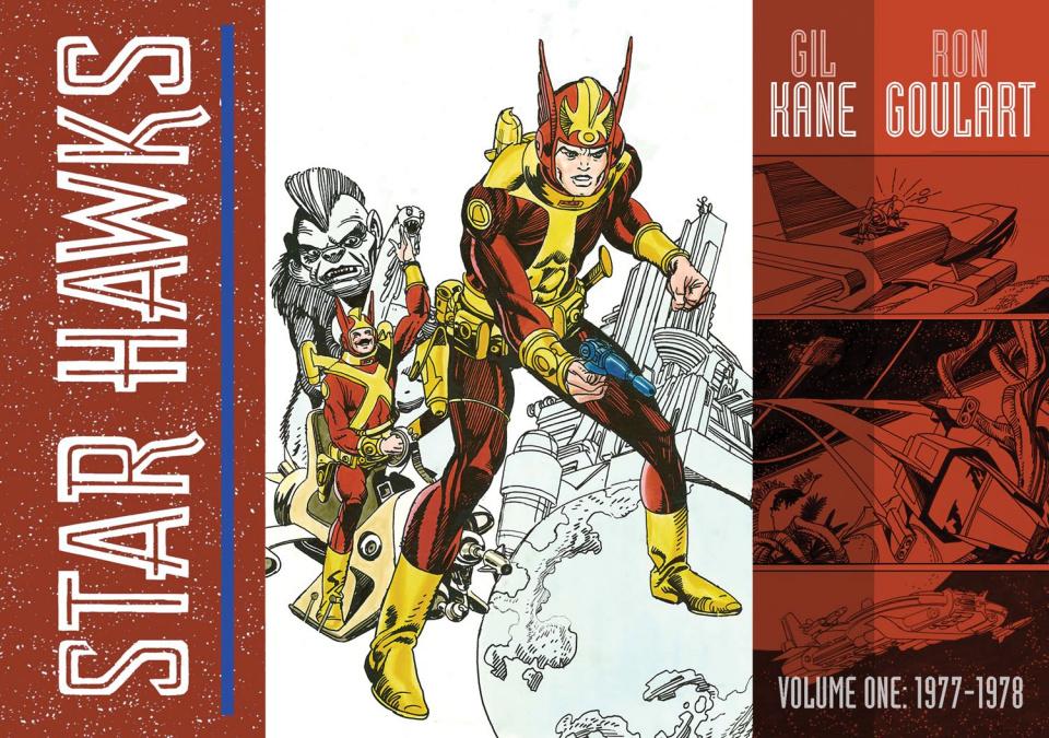 Star Hawks Vol. 1