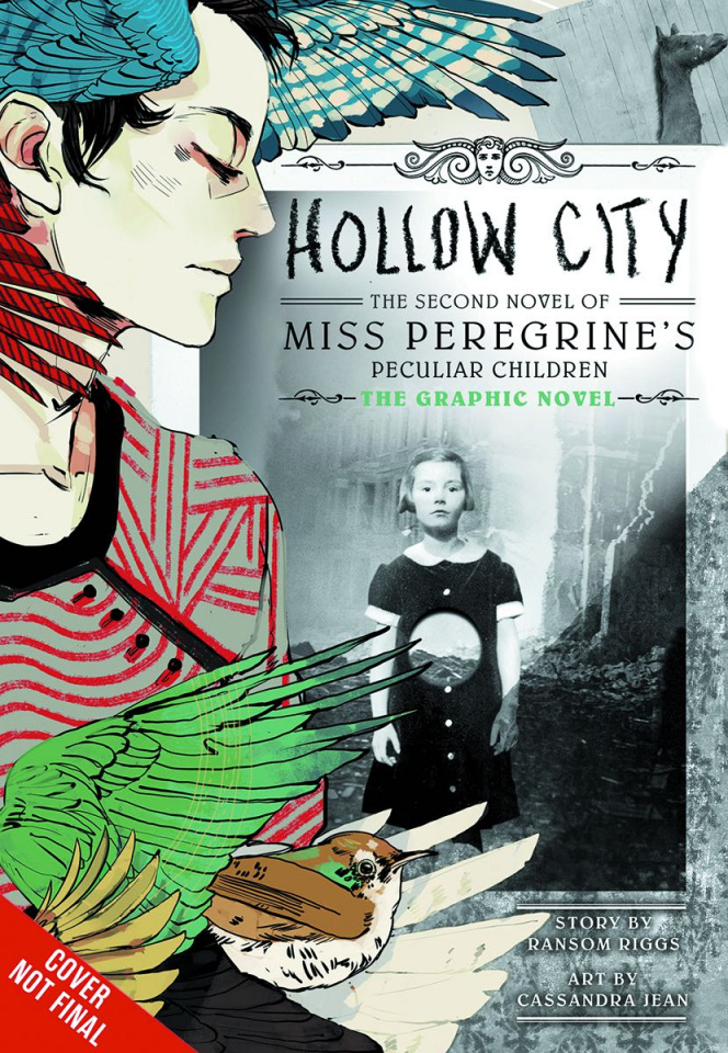 Miss Peregrine's Home for Peculiar Children Vol. 2: Hollow City