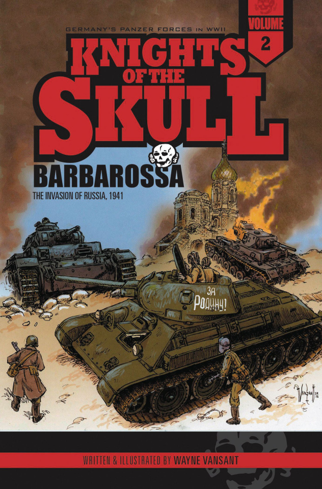 Knights of the Skull Vol. 2: Barbarossa - The Invasion of Russia