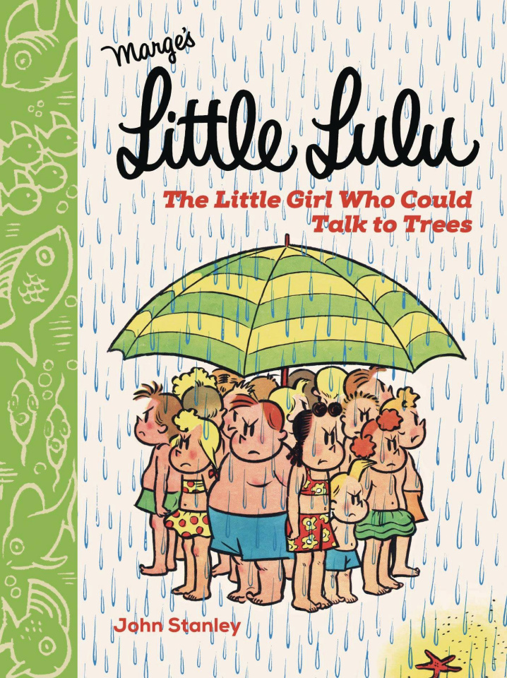 Little Lulu: The Little Girl Who Could Talk to Trees