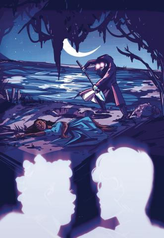 Buffy the Vampire Slayer, Season 11: Giles #3 (Jovellanos Cover)