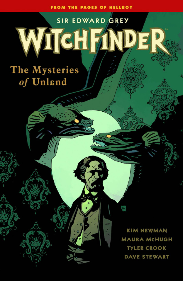 Witchfinder Vol. 3: Mysteries of Unland