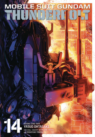 Mobile Suit Gundam: Thunderbolt Vol. 14