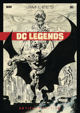 Jim Lee's DC Legends Artifact Edition