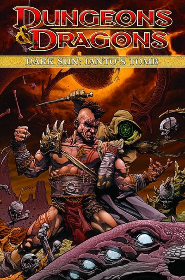 Dungeons & Dragons: Dark Sun Vol. 1