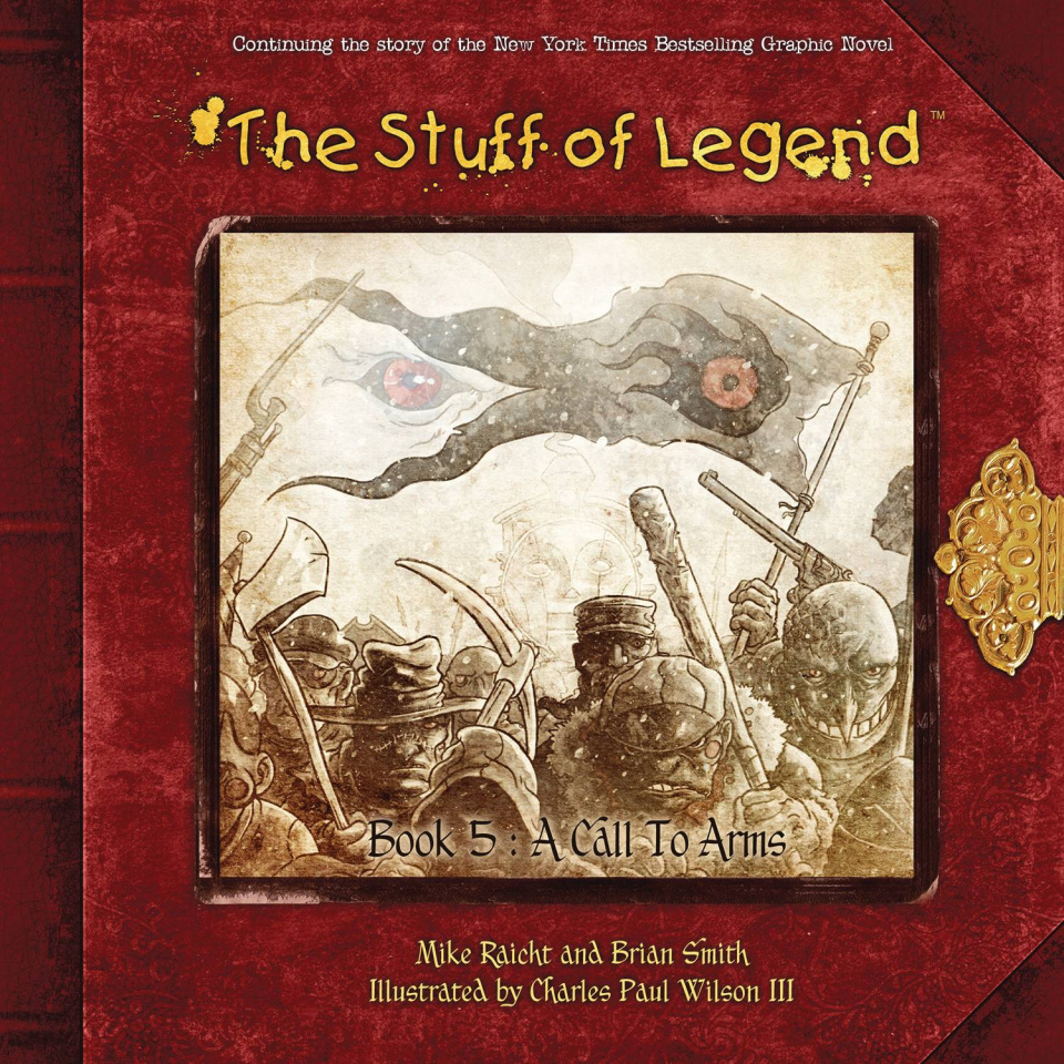 The Stuff of Legend Vol. 5: A Call to Arms