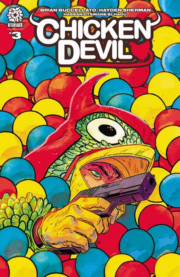 Chicken Devil #3