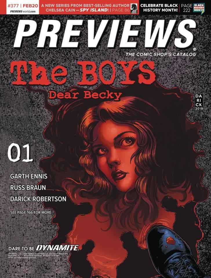 Previews #379: April 2020