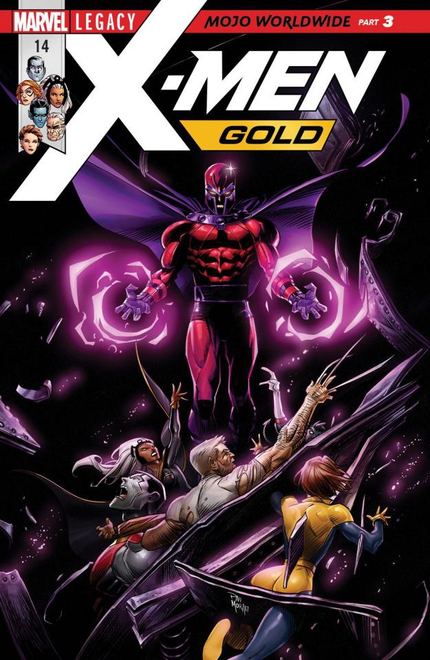 X-Men: Gold #14: Legacy