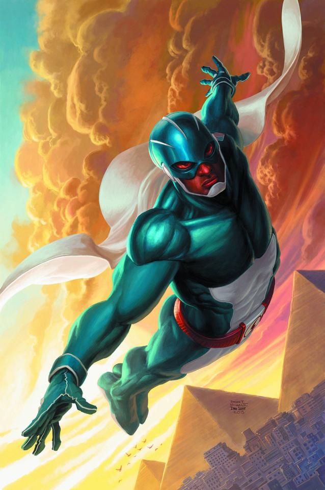 Skyman #1