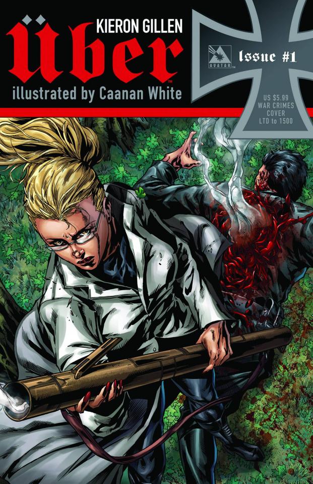 Über #1 (War Crimes Cover)