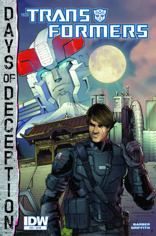 The Transformers #35: Days of Deception