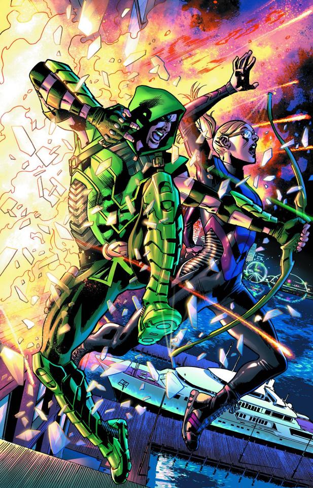 Green Arrow #36