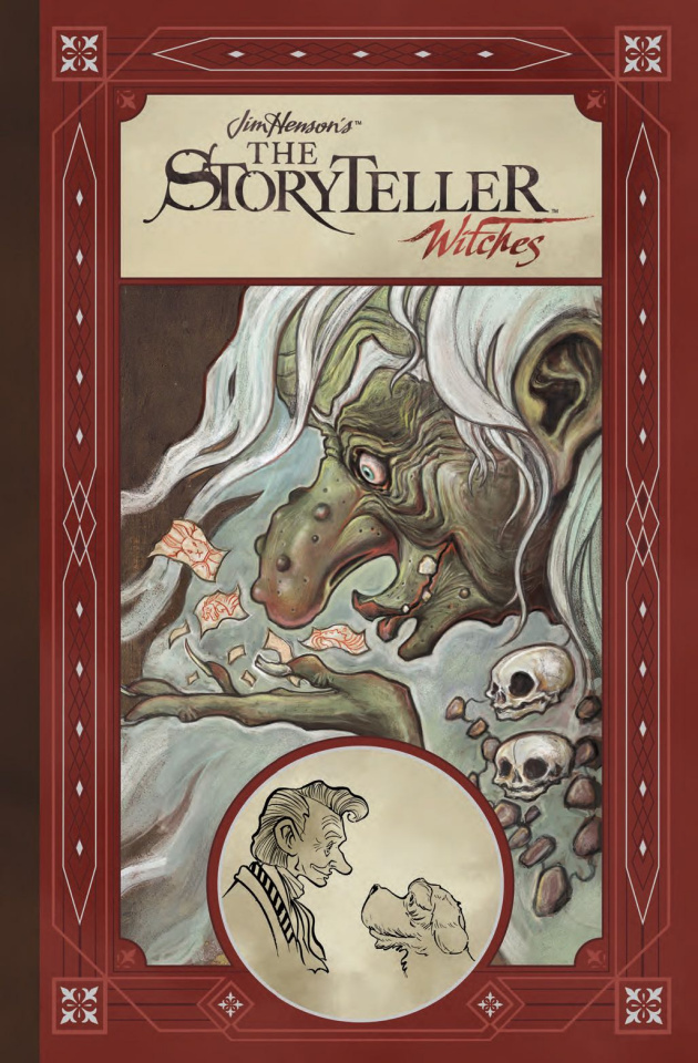 The Storyteller: Witches