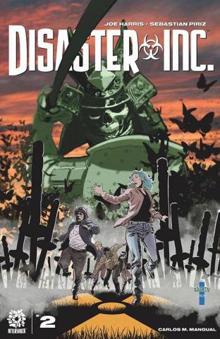 Disaster, Inc. #2 (10 Copy Raskin Cover)