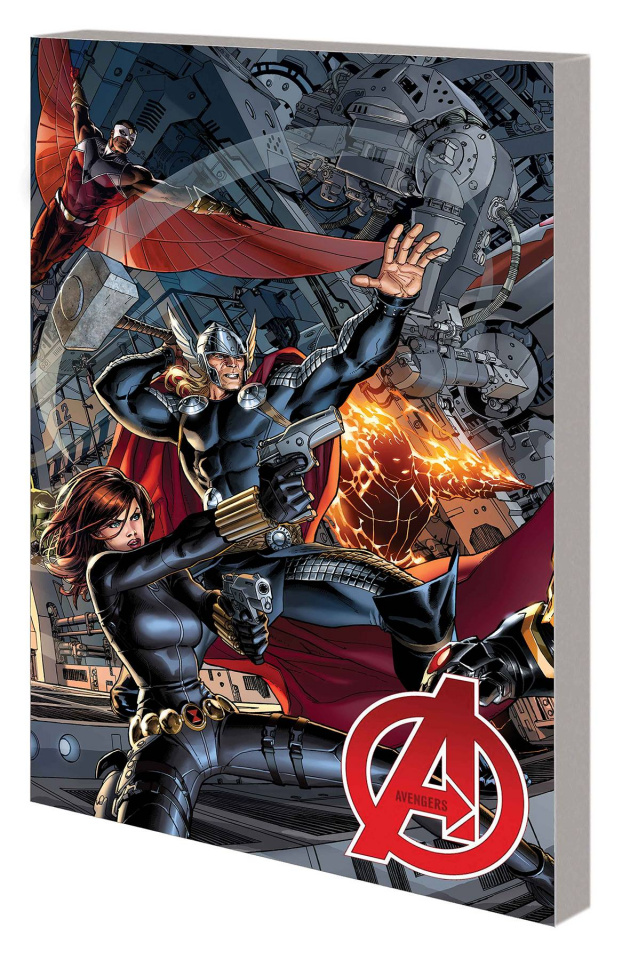 Avengers by Hickman Vol. 1 (Complete Collection)