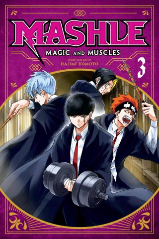 Mashle: Magic and Muscles Vol. 3