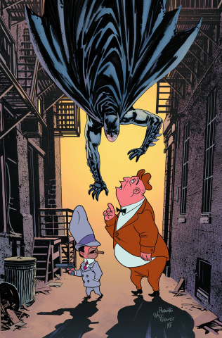 Batman #46 (Looney Tunes Cover)