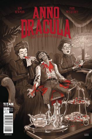 Anno Dracula #3 (Collins Cover)