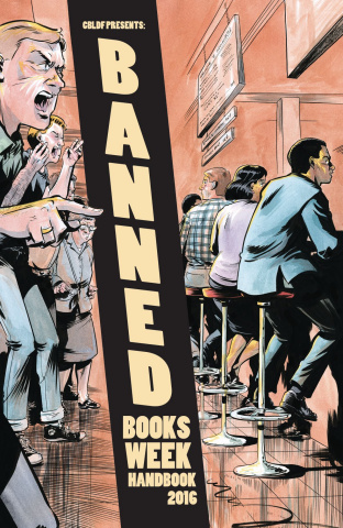 CBLDF Presents: Banned Book Week Handbook 2016