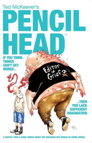Pencil Head #4