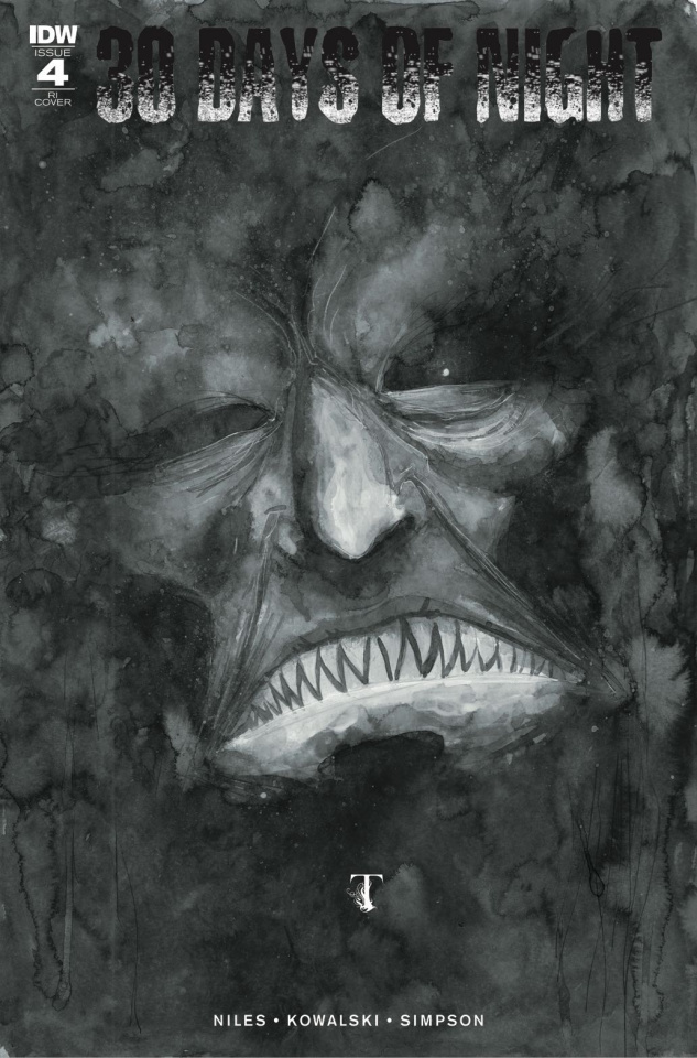 30 Days of Night #4 (10 Copy Cover)
