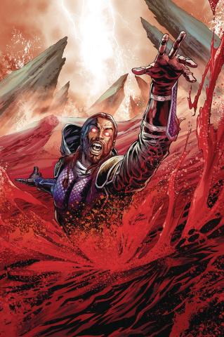 Dragonsblood #4 (Vitorino Cover)
