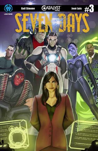 Catalyst Prime: Seven Days #3