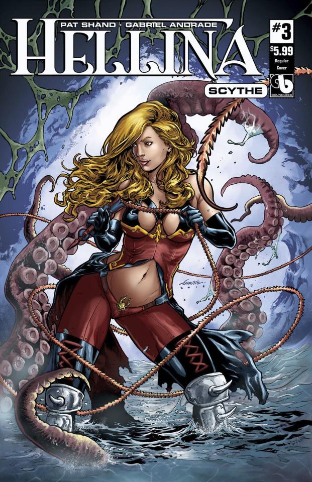 Hellina: Scythe #3