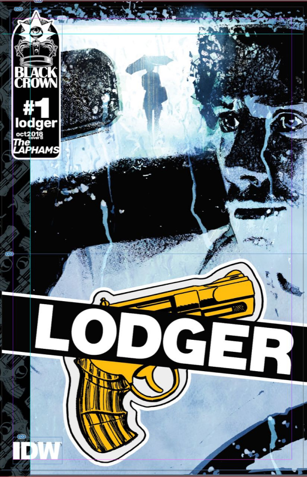 Lodger #1 (10 Copy Sienkiewicz Cover)