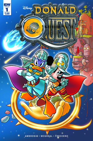 Donald Quest #1
