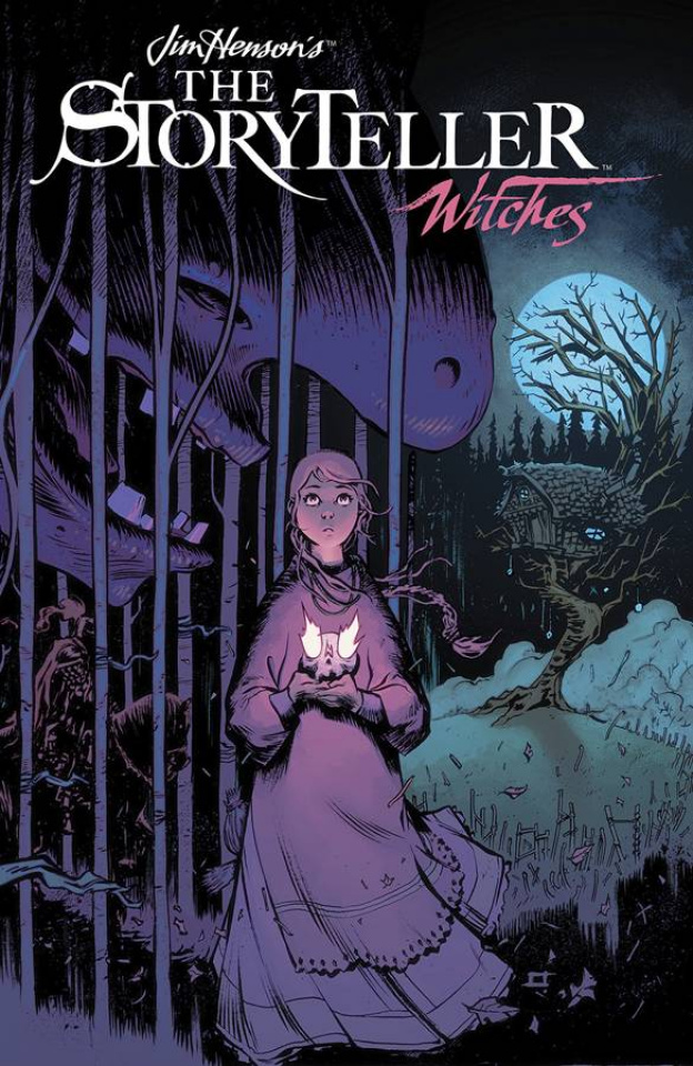 The Storyteller: Witches #4