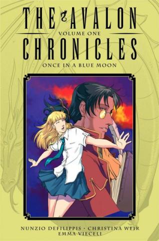 The Avalon Chronicles Vol. 1