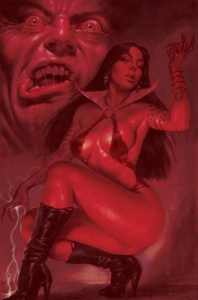 Vengeance of Vampirella #20 (25 Copy Parrillo Cover)