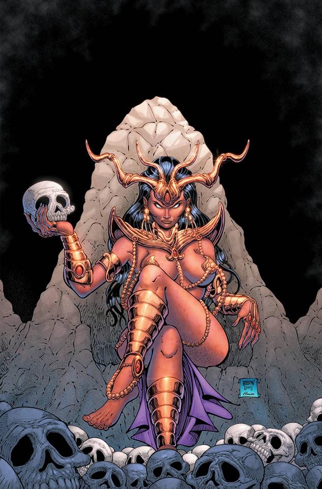 Dejah Thoris #12 (Robson Virgin Cover)