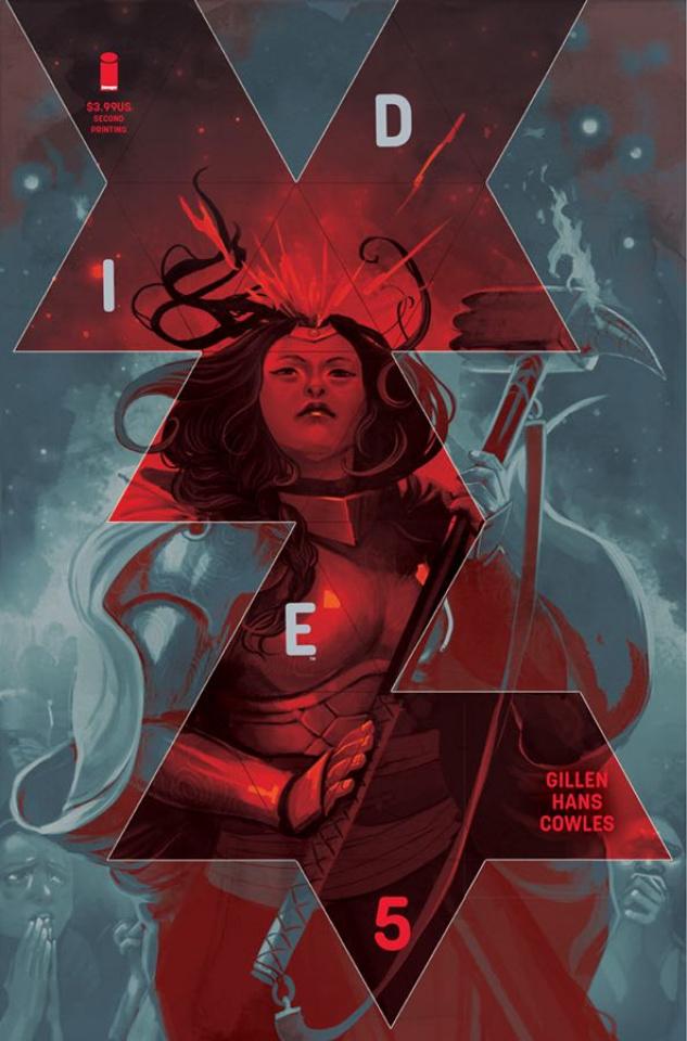 Die #5 (2nd Printing)