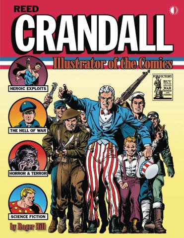 Reed Crandall: Illustrator of Comics