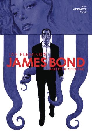 James Bond: Agent of SPECTRE #2 (11 Copy Phillips Tint Cover)