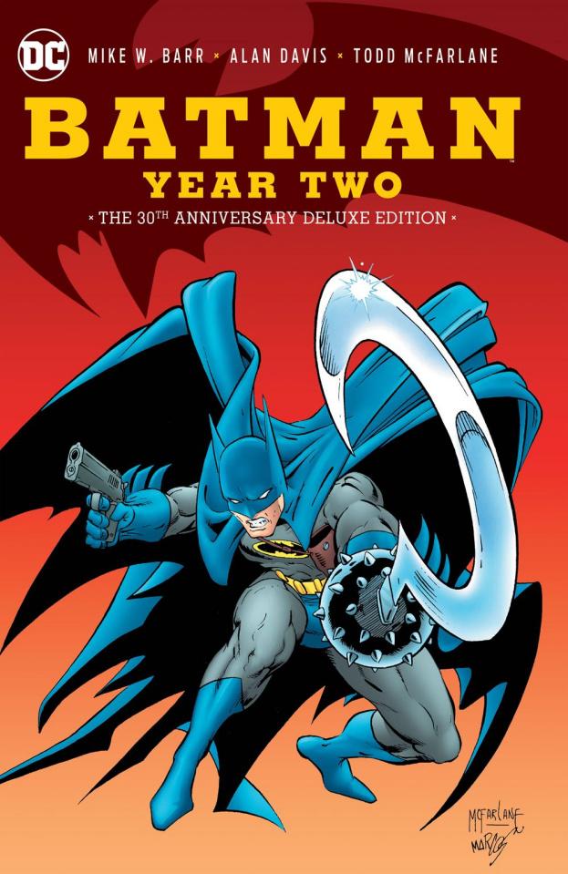 Batman: Year Two (30th Anniversary Edition)