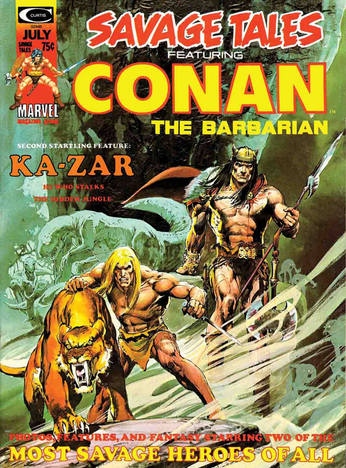 Conan: The Secret of Skull River #1 (True Believers)