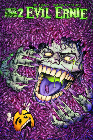 Evil Ernie #2 (Seeley Cover)