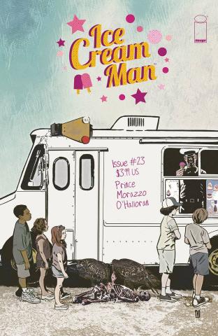 Ice Cream Man #23 (De Landro Cover)